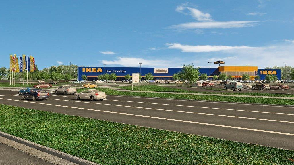 Ikea Plans To Bring Store To Norfolk In 2018 Daily Press
