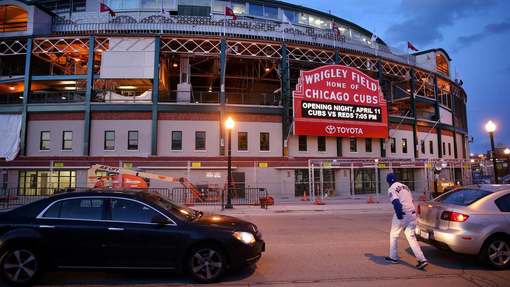 wrigleyville alderman cubs want giant 39 outdoor beer garden 39 chicago tribune