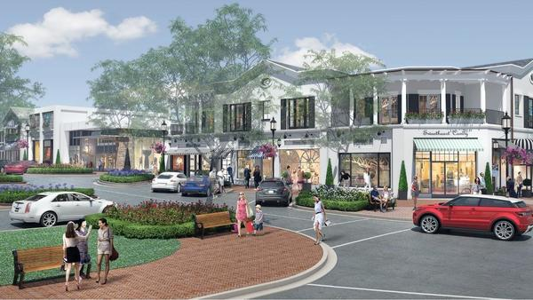 Palisades Village redevelopment by Rick Caruso receives final approval
