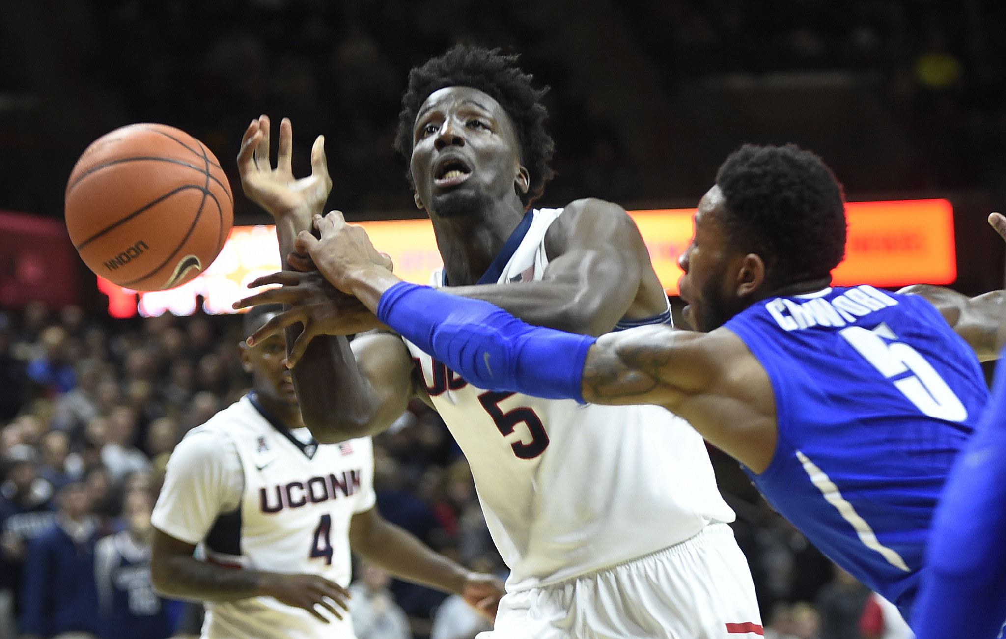 NBA Draft: Now It's Wait And See Time For UConn's Daniel ...