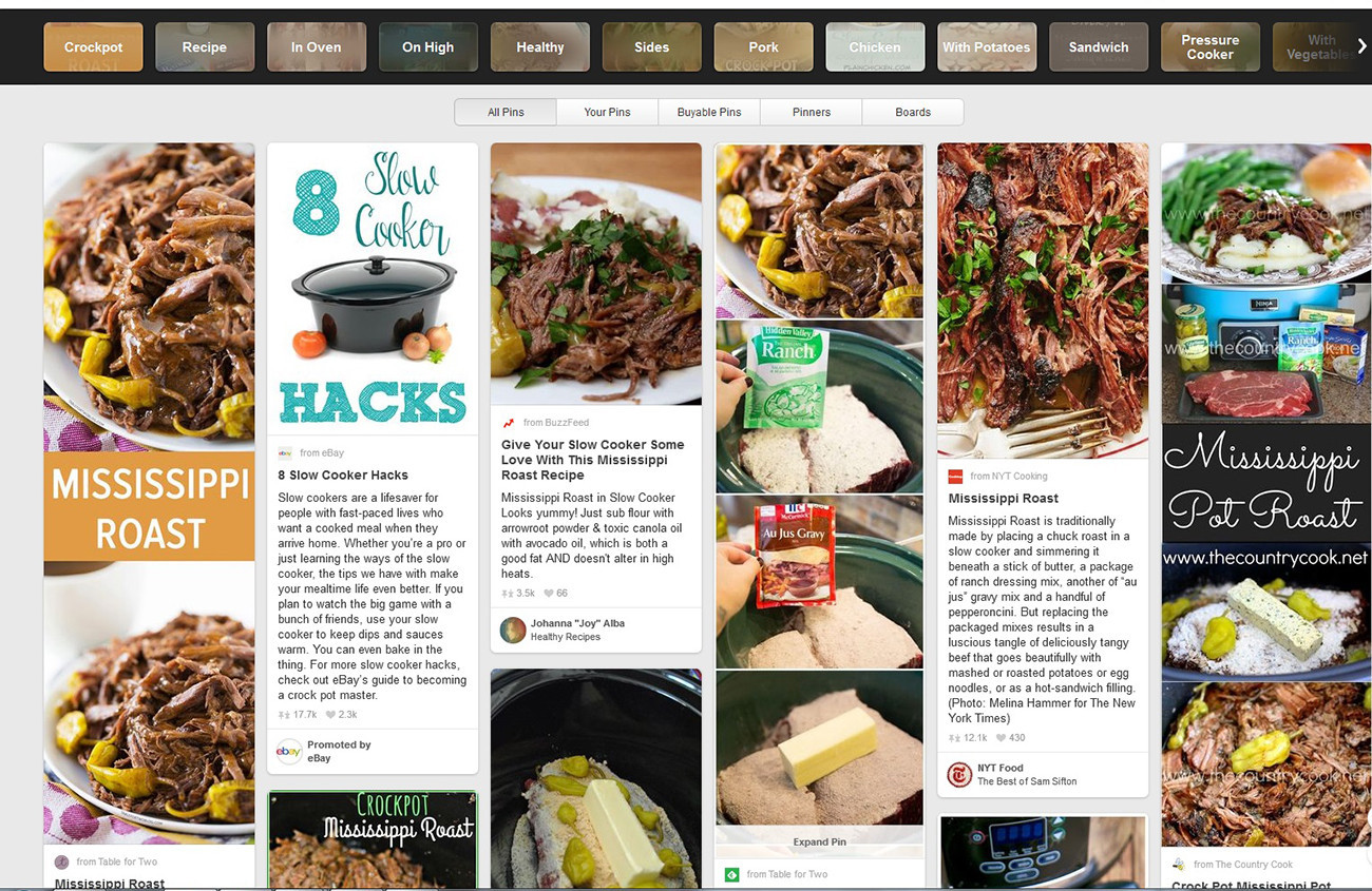 7 tips for searching Pinterest recipes for results you'll actually like