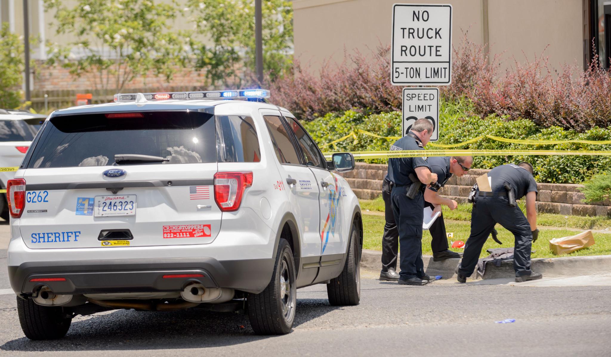 Louisiana sheriff calls deputy's death 'cold-blooded murder' - Chicago Tribune