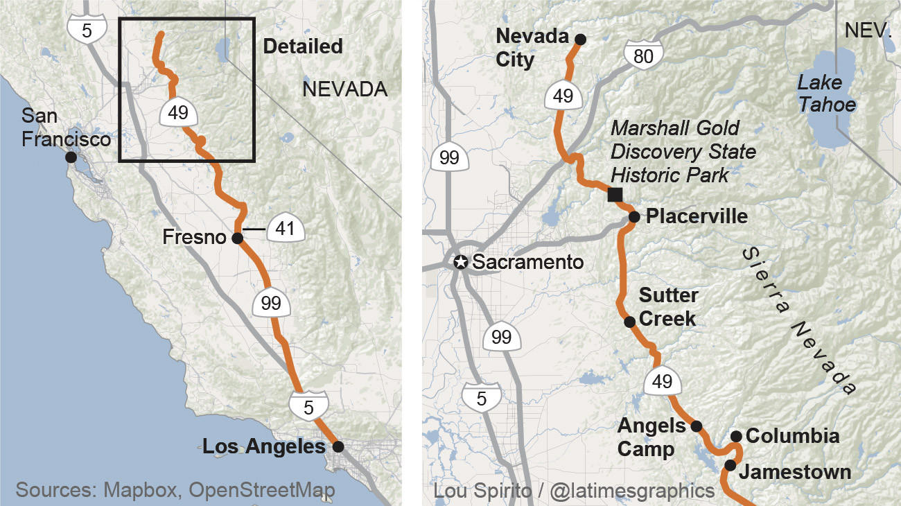 Road Trip To Bryce Canyon Grand Canyon And Zion National Parks Is - Los angeles to utah map