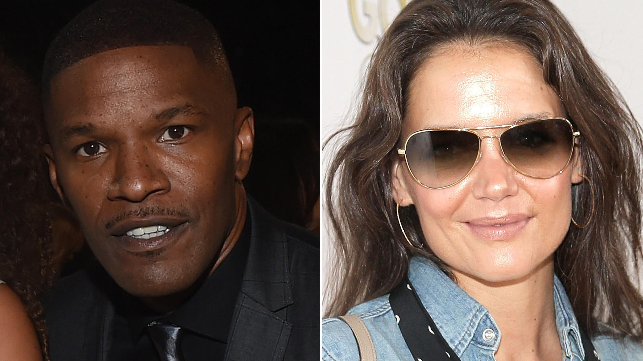 Jamie Foxx is 'very ha...