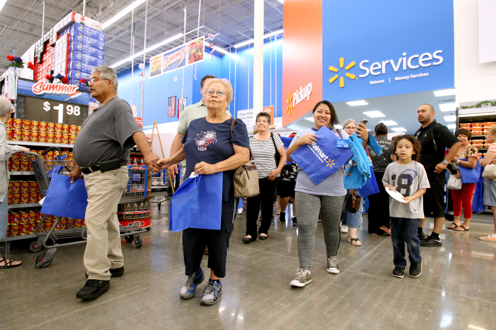 Grand opening of walmart store 5841 meridian id Movie Streaming [Jul ...