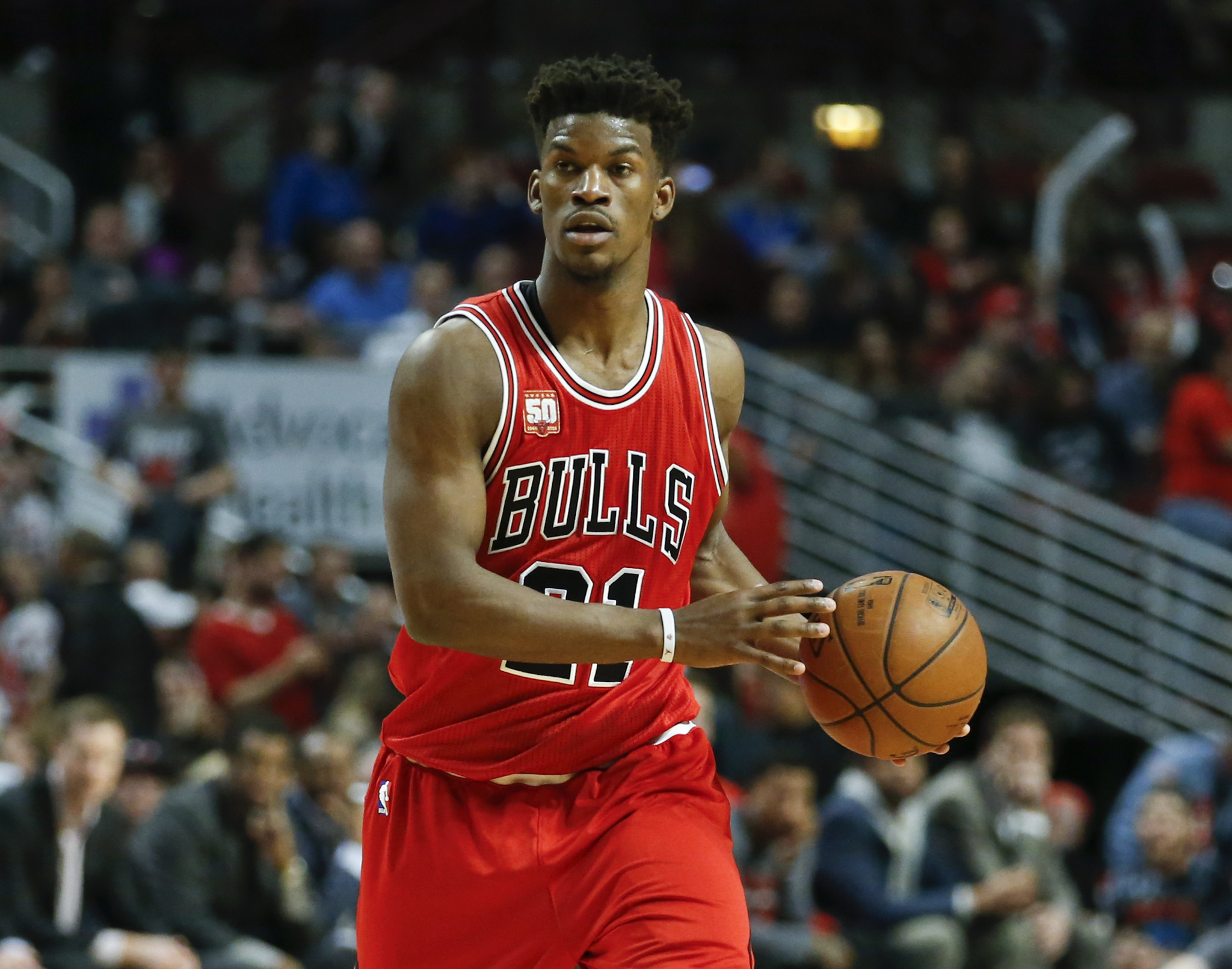 Bulls guard Jimmy Butler has made U.S. Olympic team, according to ...