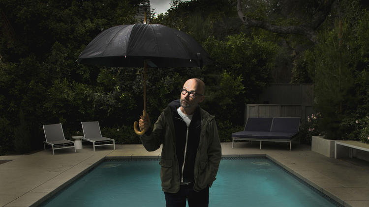 Moby (Kirk McKoy / Los Angeles Times)