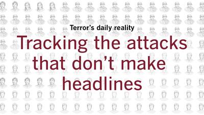 April's terrorist attacks