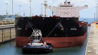 $5.4-billion expansion of Panama Canal could reshape world trade routes
