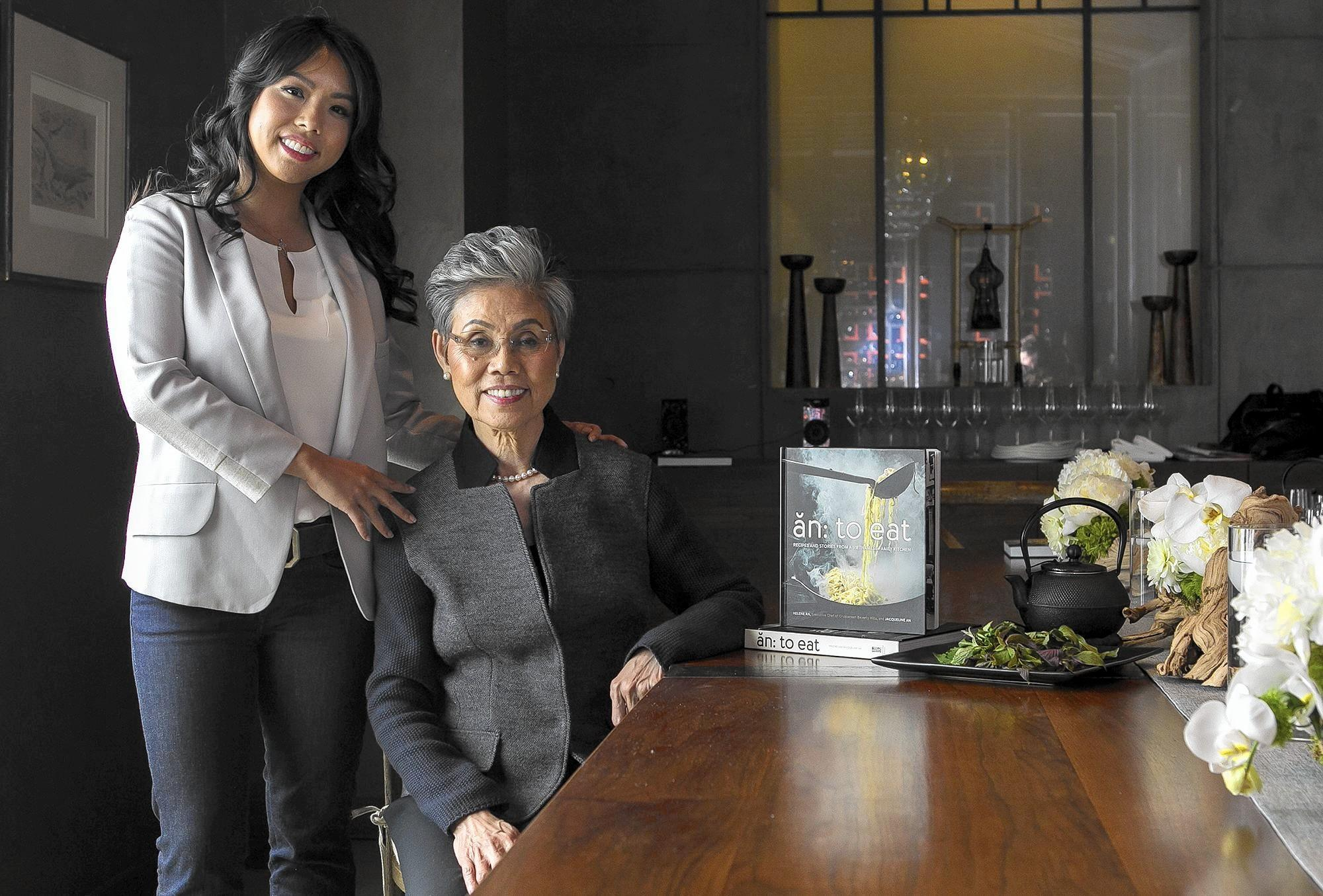 Secrets of AnQi made public in new cookbook