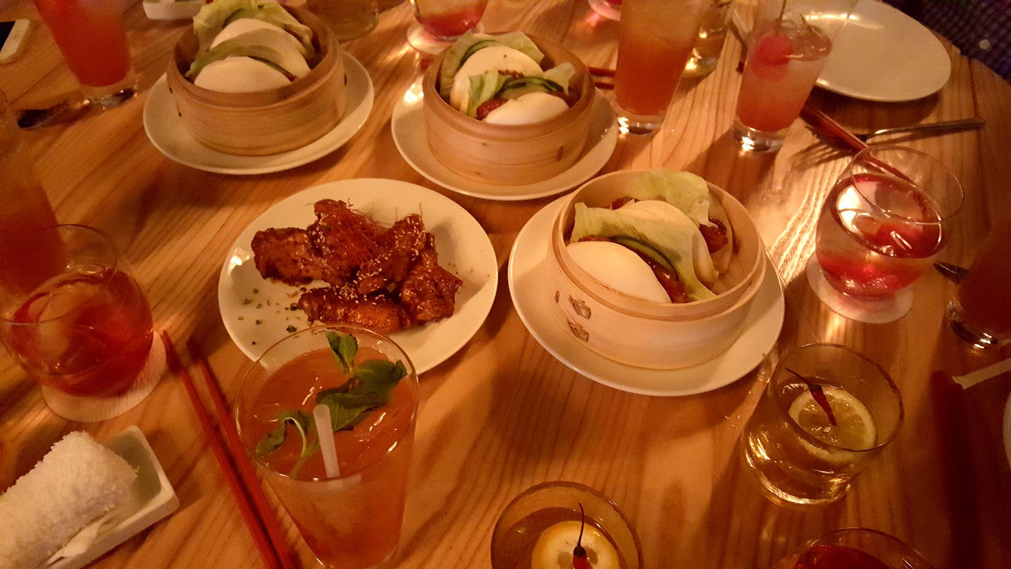 First Look: New menu at Morimoto Asia\'s Forbidden Lounge - Orlando ...