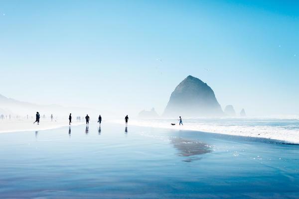 Drive the northern Oregon coast: Haystack rocks, giant dunes and fresh seafood
