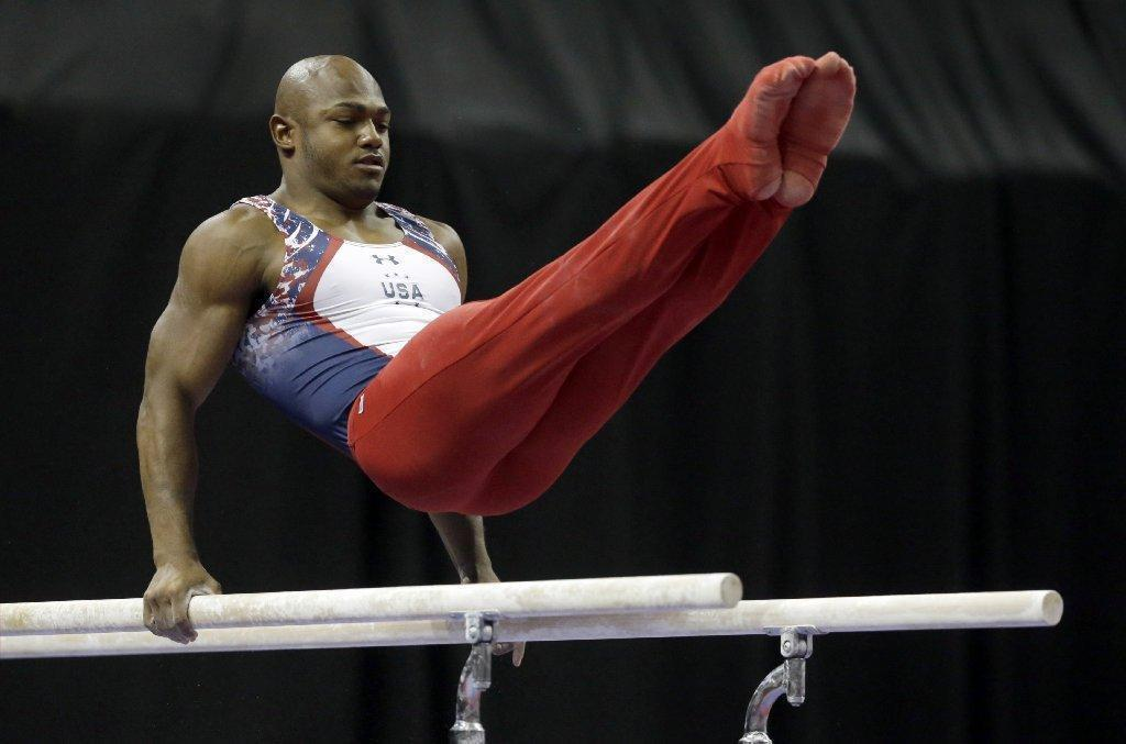 Emotions overflow at gymnastics trials as Orozco makes team after injury and death of his mother