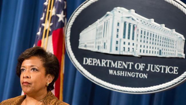 Attorney General Loretta E. Lynch (Allison Shelley / Getty Images)