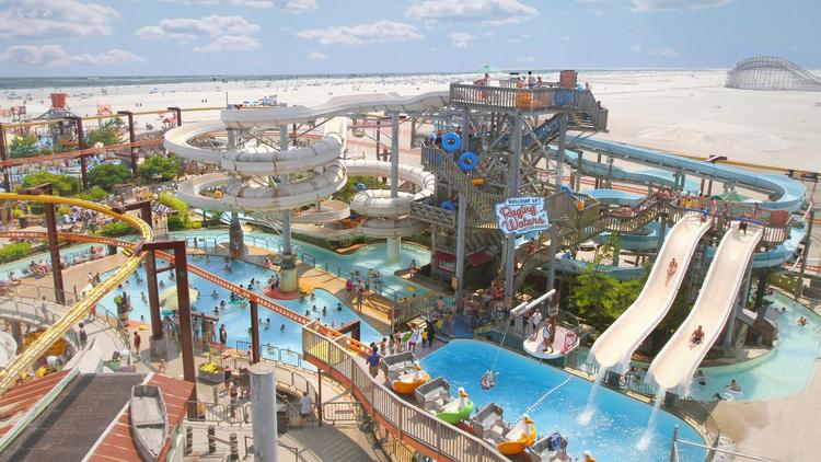 Pictures: TripAdvisor's top water parks in the US