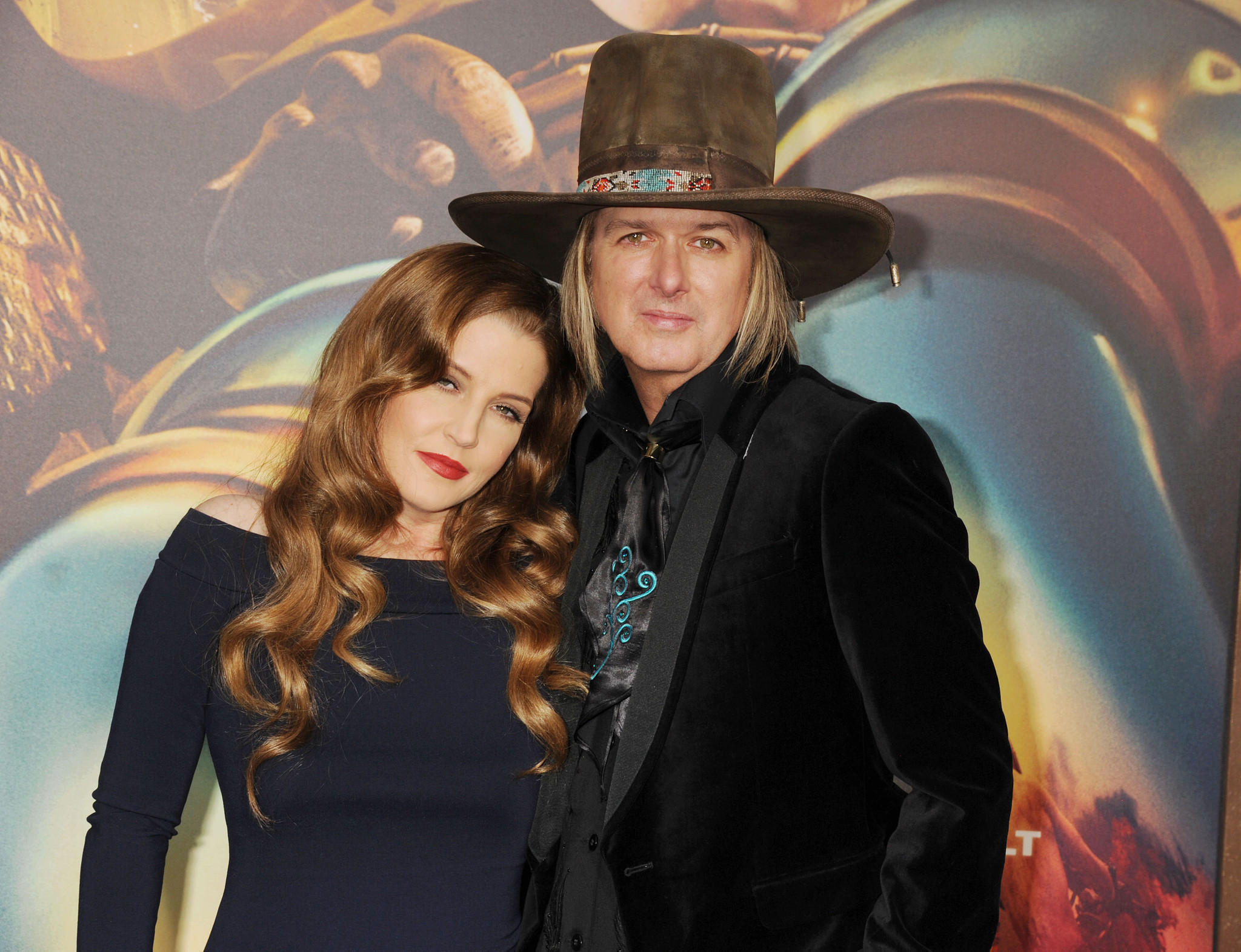 Lisa Marie Presley files for divorce from husband of 10 years