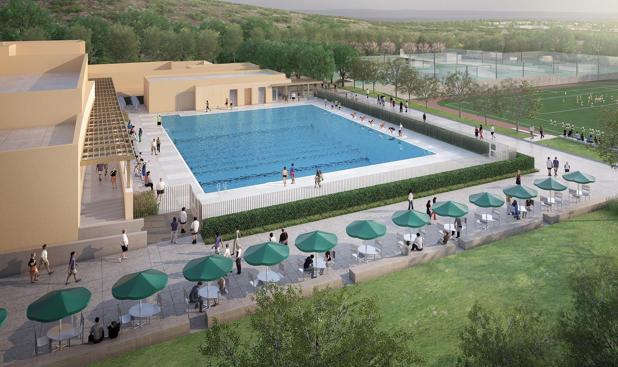 Sage hill just adds water daily pilot - Spring hill recreation center swimming pool ...