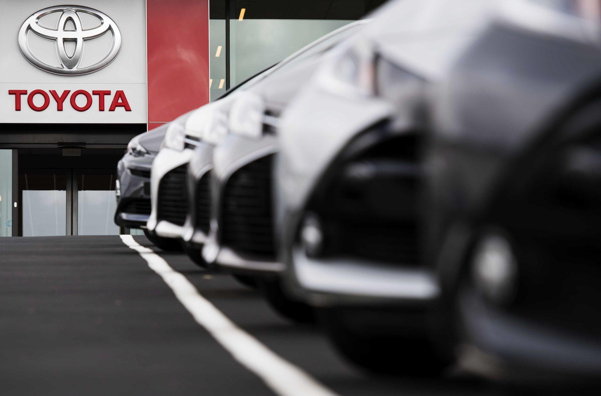 Toyota recalls more than 3 million cars over air bags and emissions controls la times