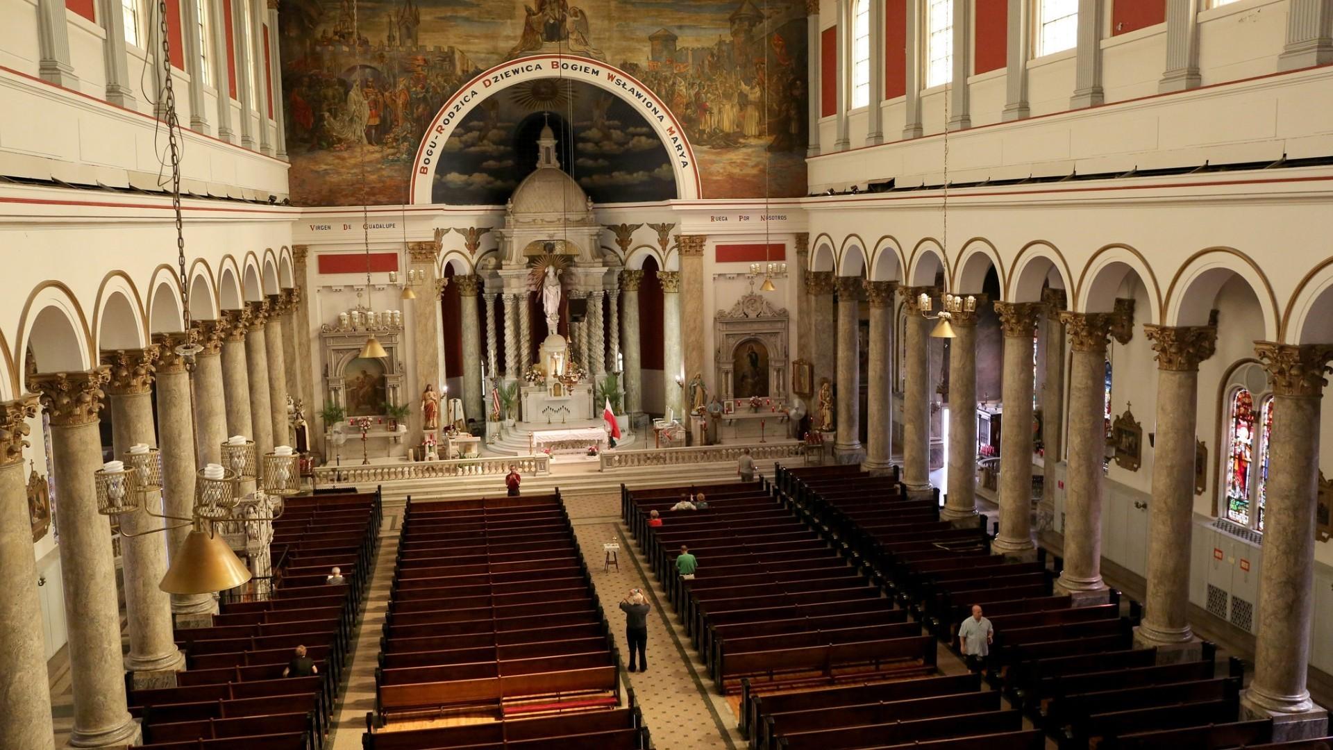 st adalbert church may be for sale chicago tribune. Black Bedroom Furniture Sets. Home Design Ideas