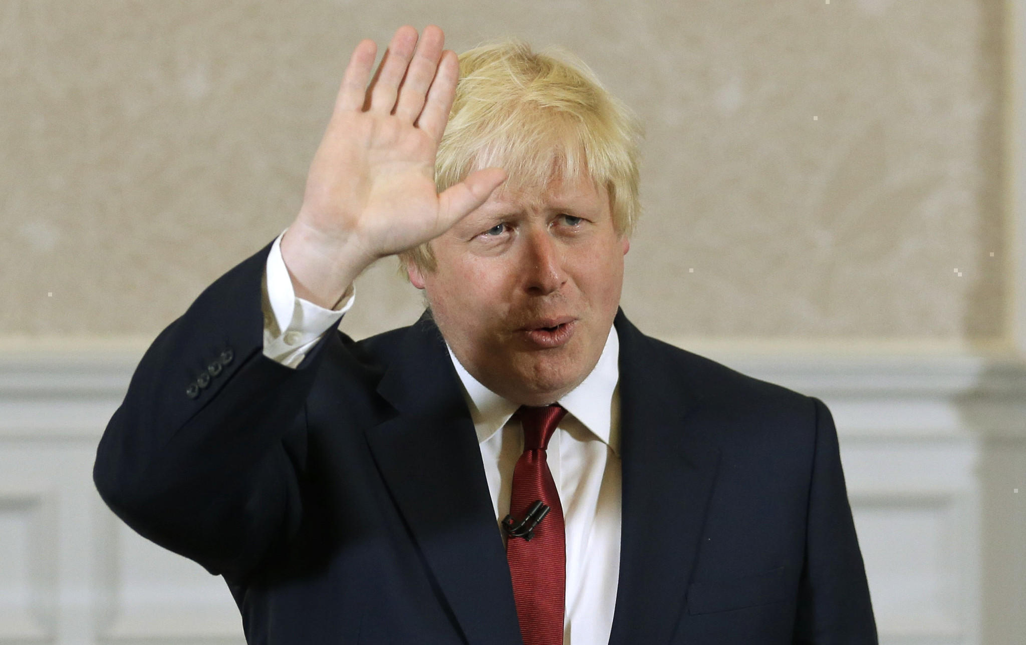 'Brexit' campaigner Boris Johnson withdraws from race to become Britain's prime minister