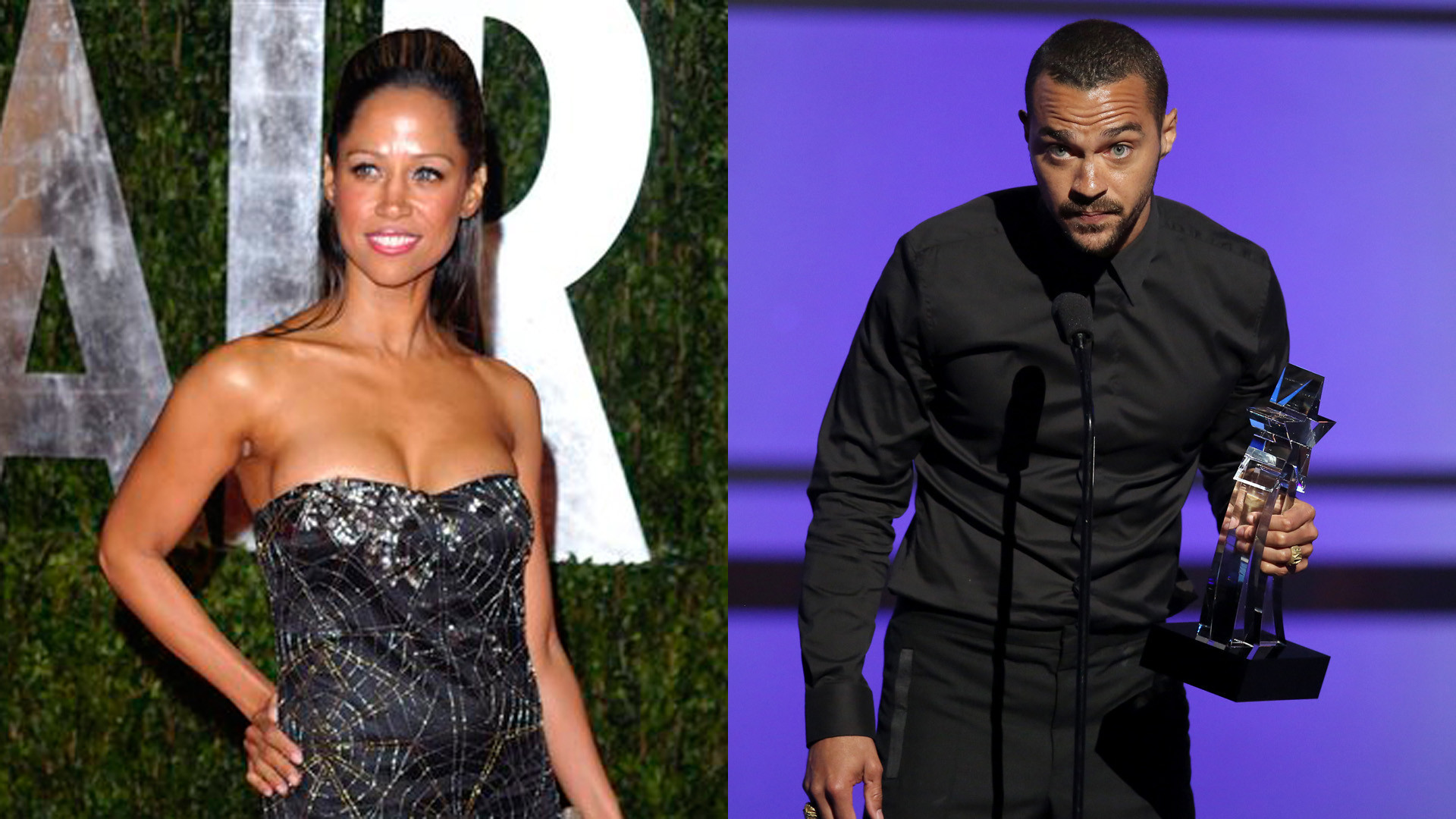 Stacey Dash calls Chicago native Jesse Williams a 'plantation slave'