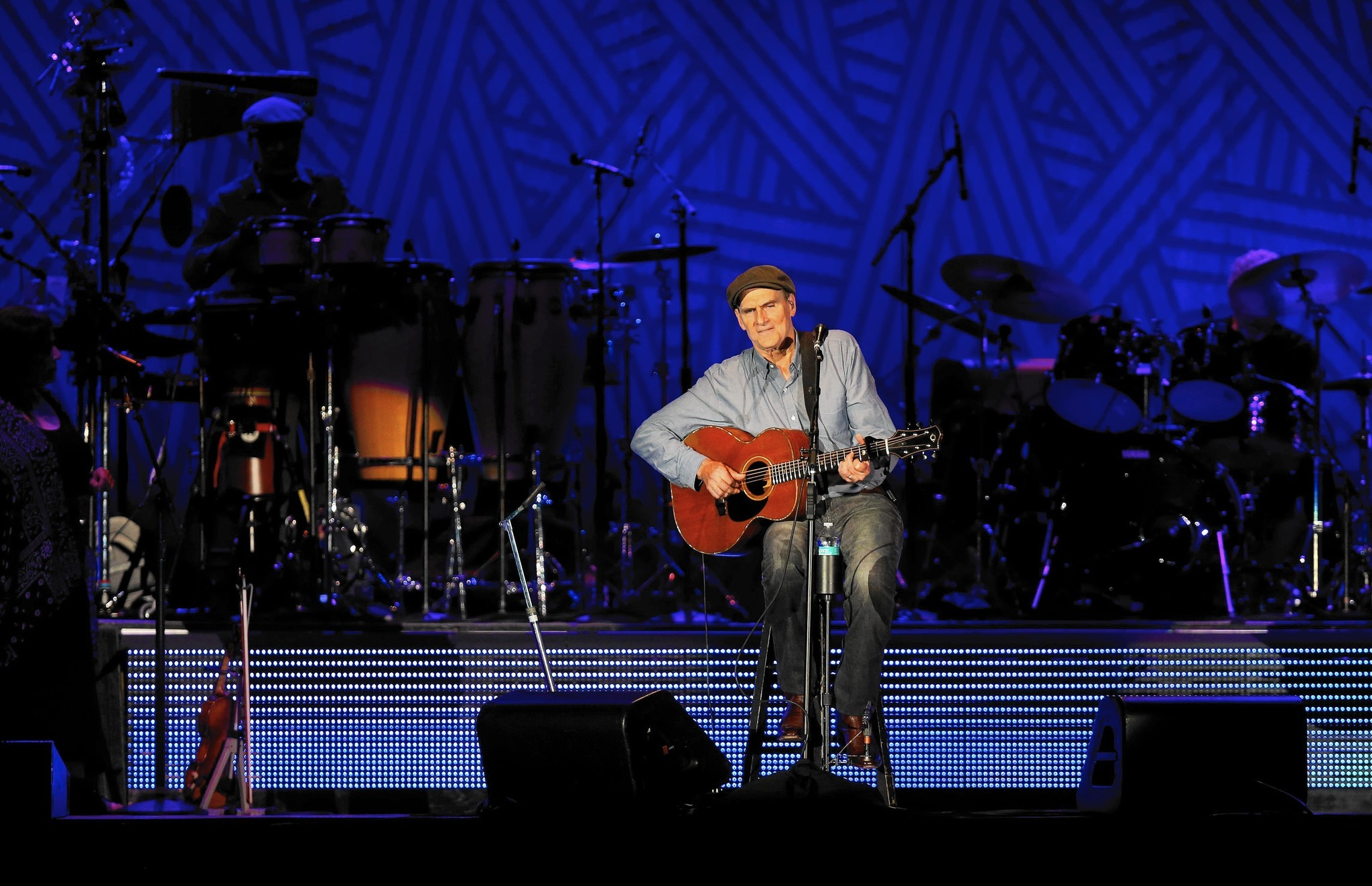 James Taylor Was The Sound Of Reassurance At Wrigley Field