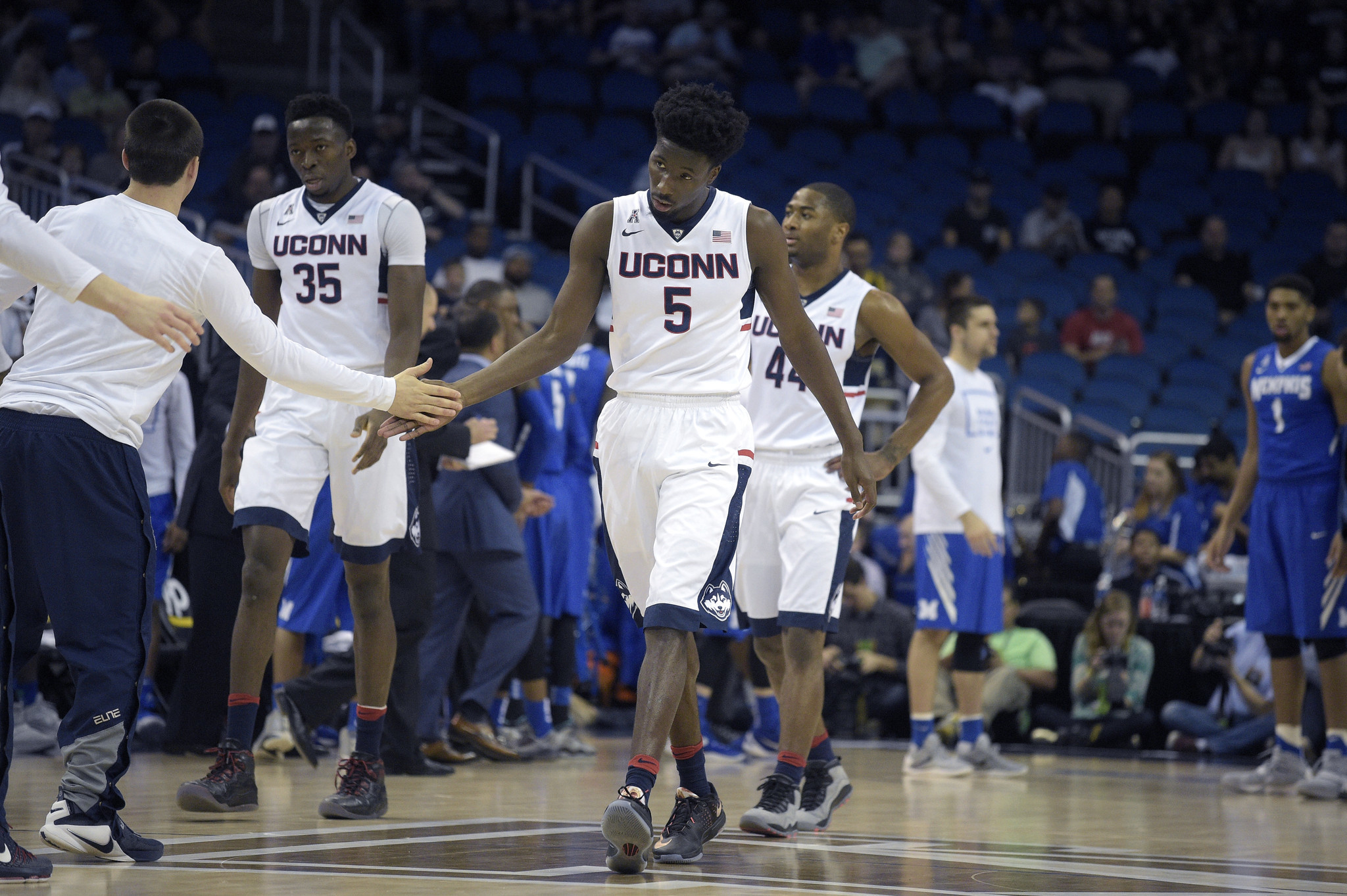 Pictures: UConn Players In The NBA Draft - Hartford Courant