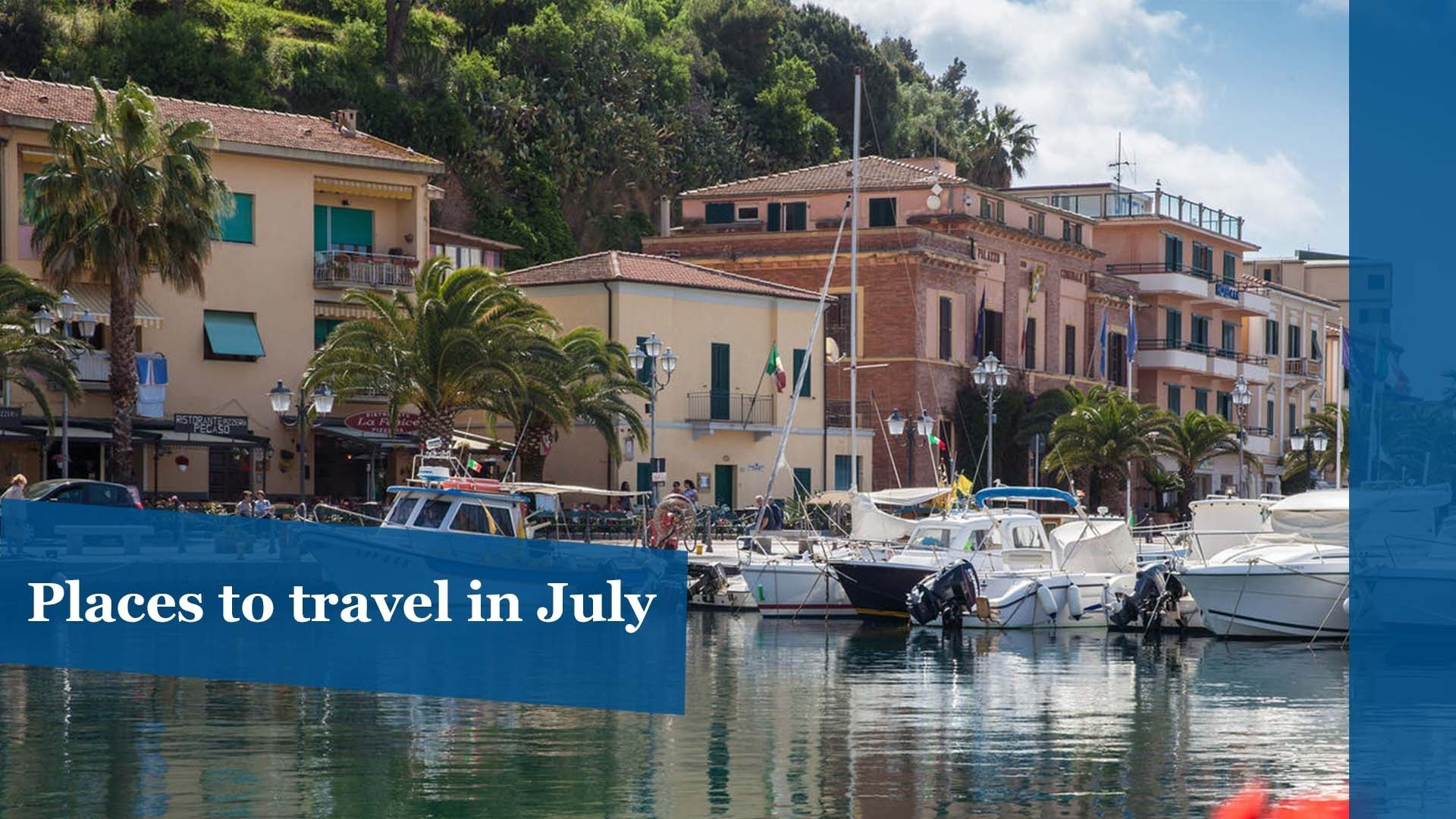 best places to travel in july chicago tribune