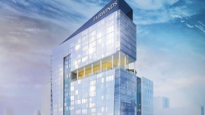 Fairwinds Credit Union And Orlando Skyline Grow