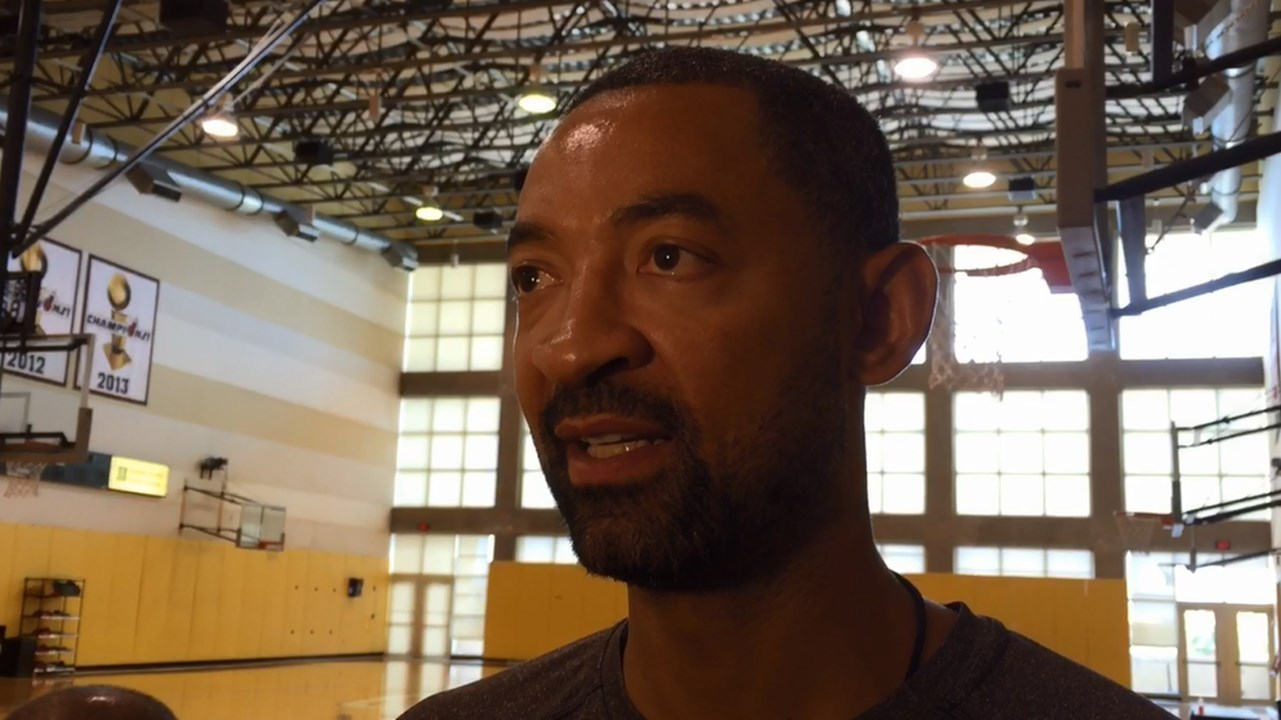 Winderman A Heat summer embrace for Juwan Howard s Sun Sentinel