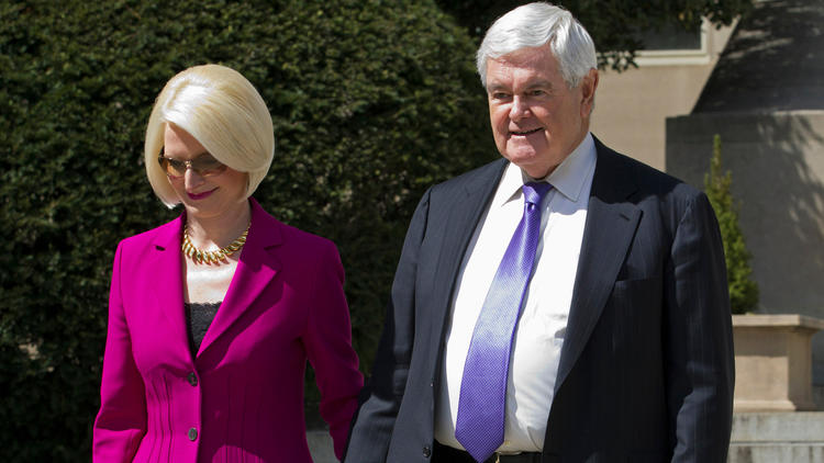 Callista Gingrich confirmed as Vatican envoy