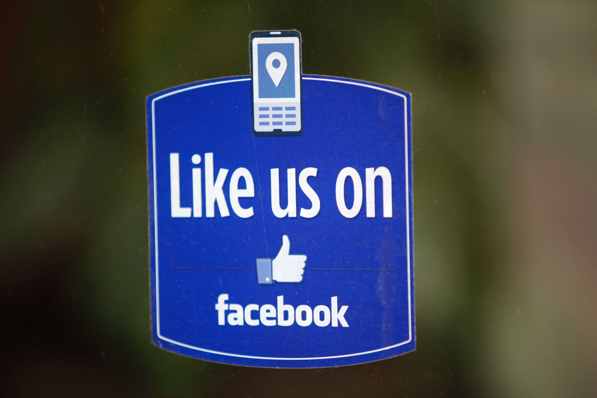 When is a Facebook 'like' a crime?