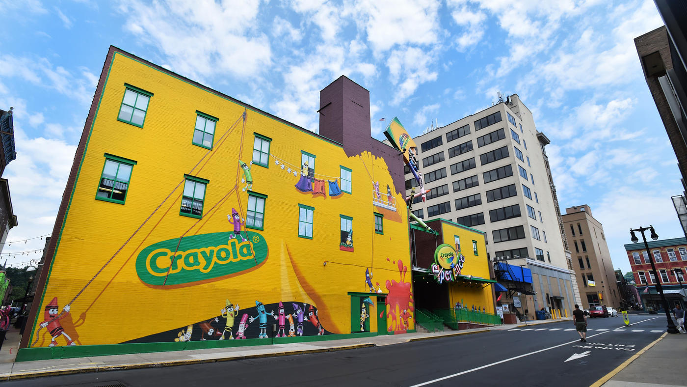 Easton\'s Crayola Experience: A colorful 20 years - The Morning Call