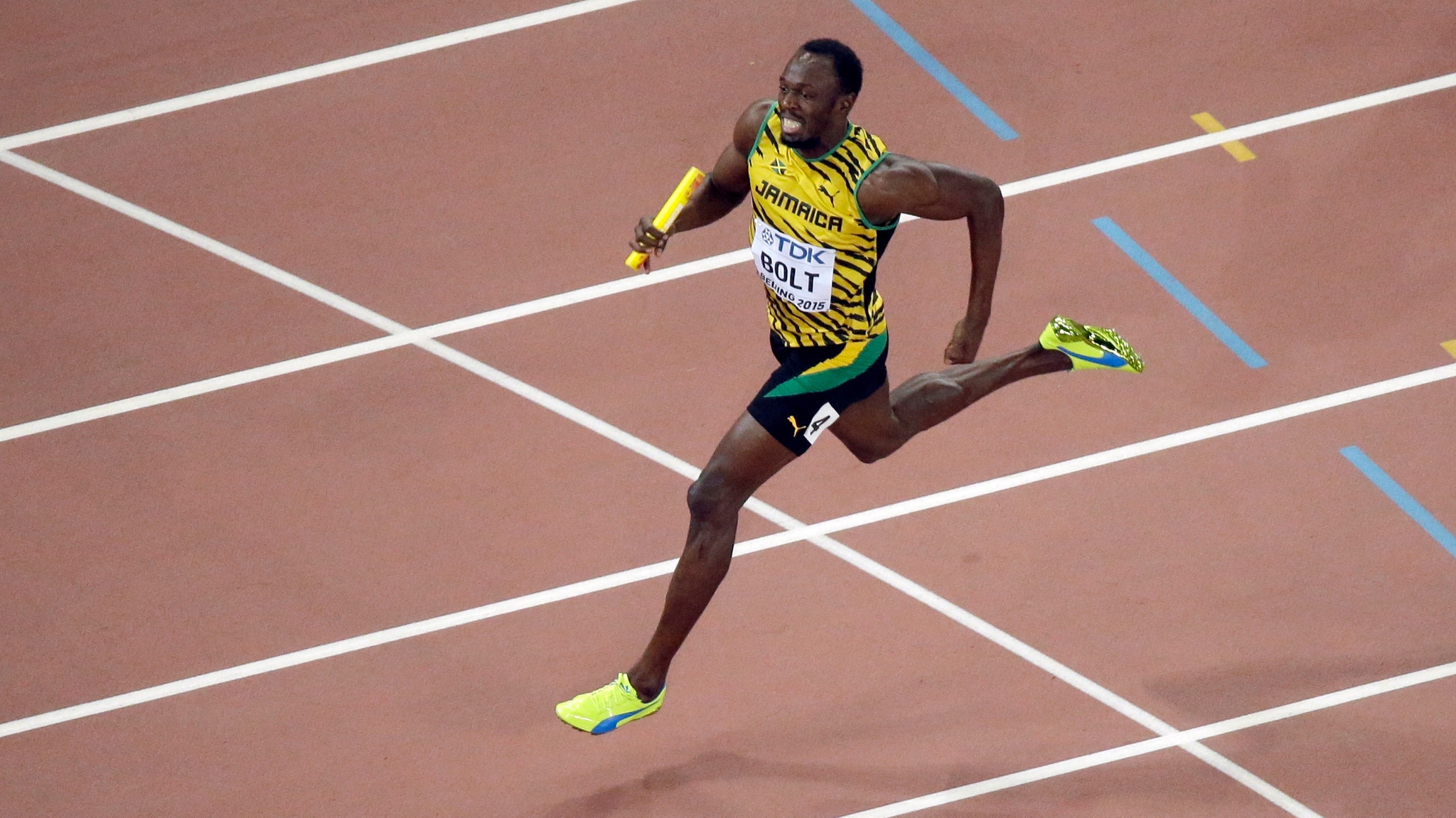 how to run as fast as usain bolt