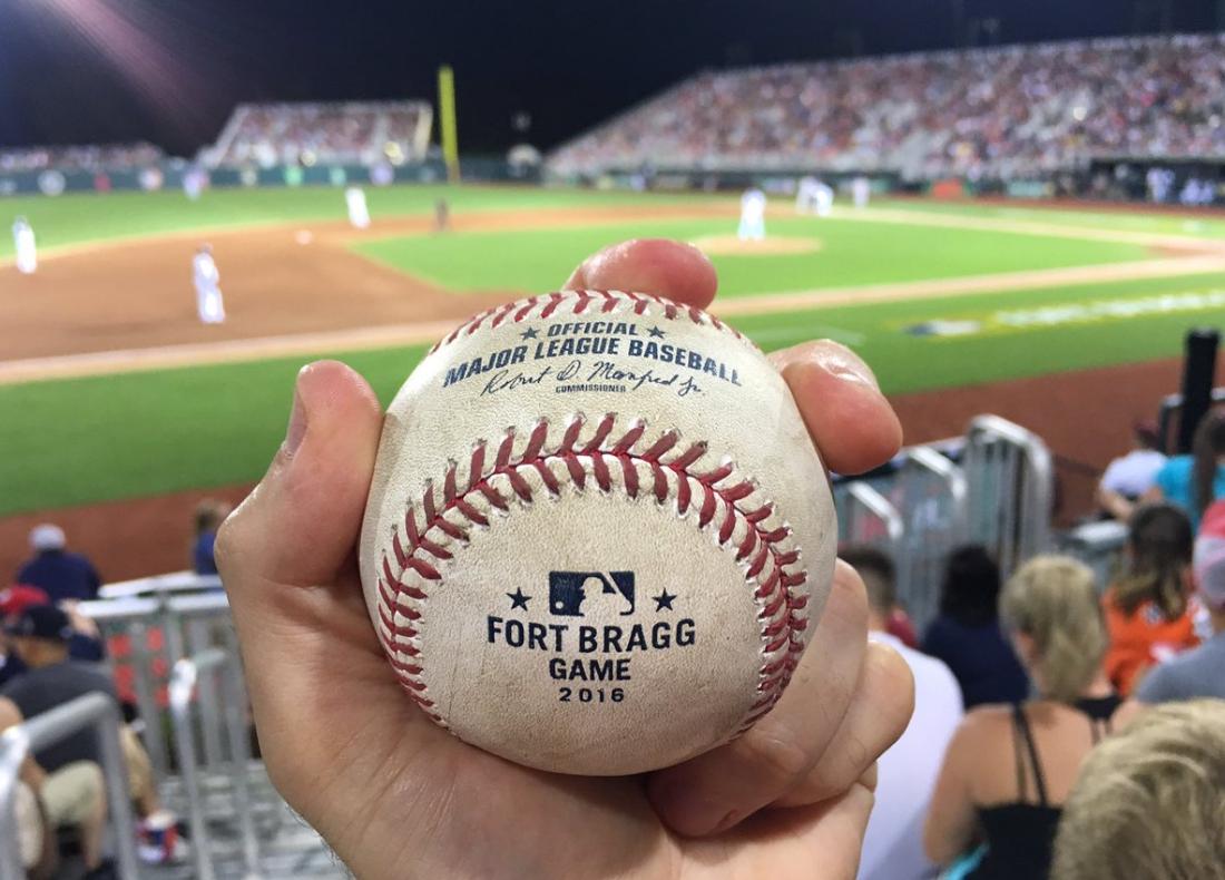 Ballhawk Zack Hample gets into Fort Bragg Game, stirs up social media firestorm