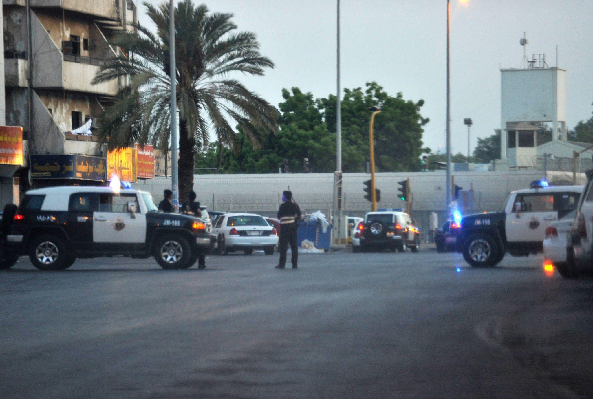 Suicide bomber hits near U.S. Consulate in Saudi Arabia