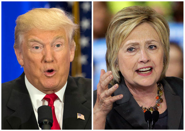 (Mary Altaffer and Chuck Burton / Associated Press)