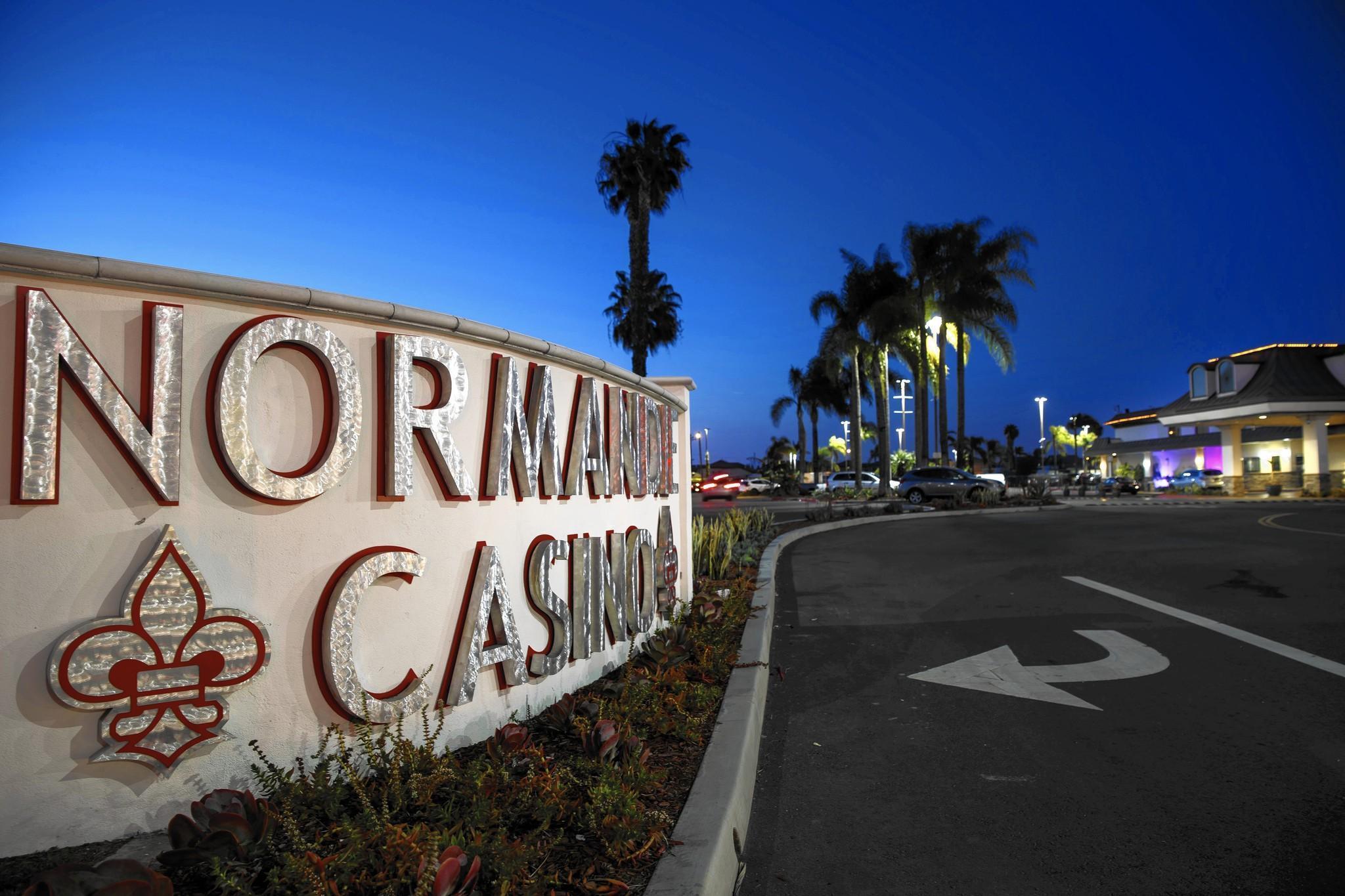 Normandy casino los angeles defination of gambling