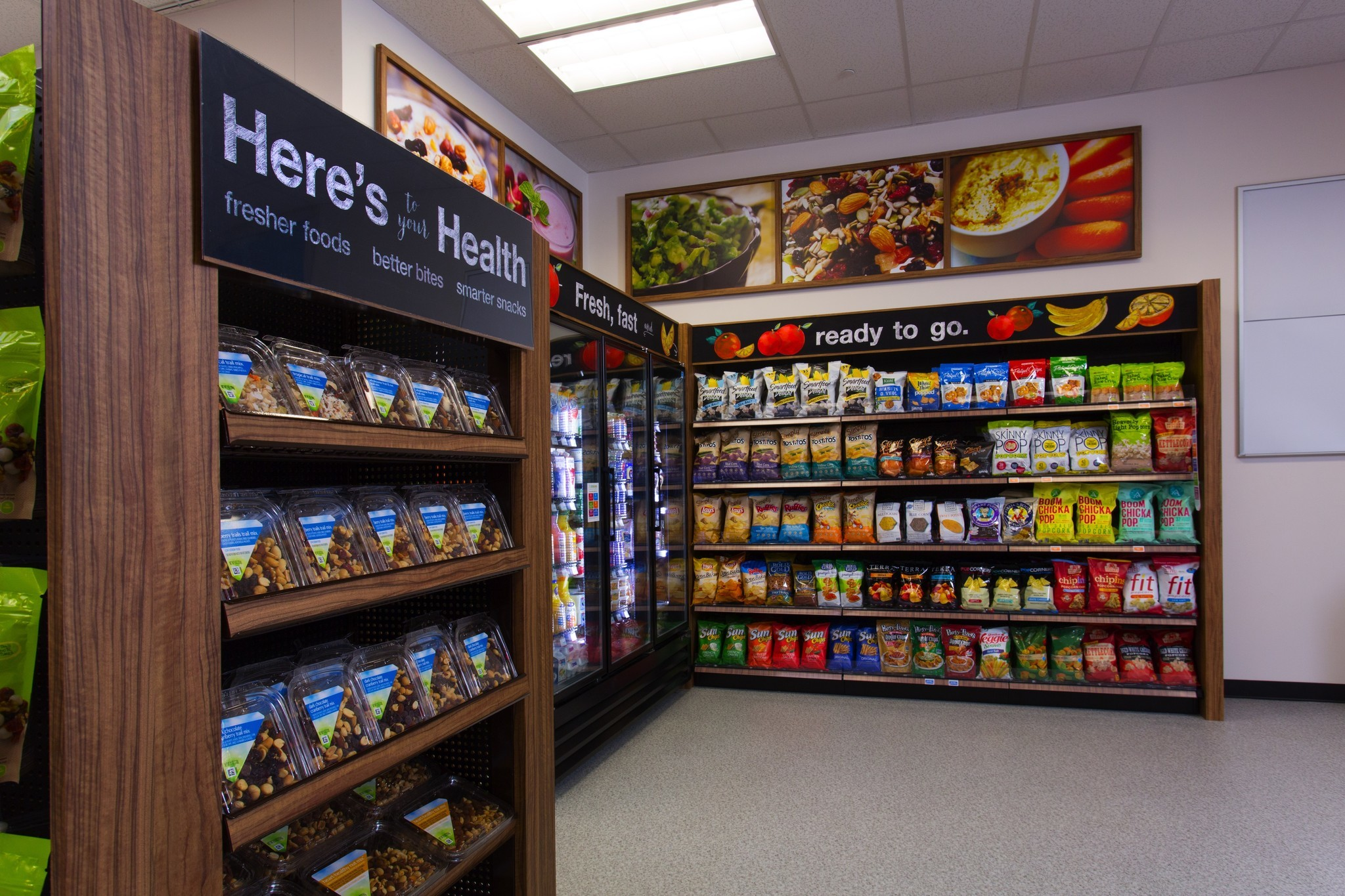 look for additions changes to cvs pharmacy s healthy food options