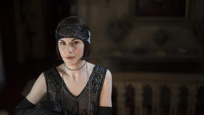 """Michelle Dockery in """"Downton Abbey"""" (Bethany Clarke / For The Times)"""