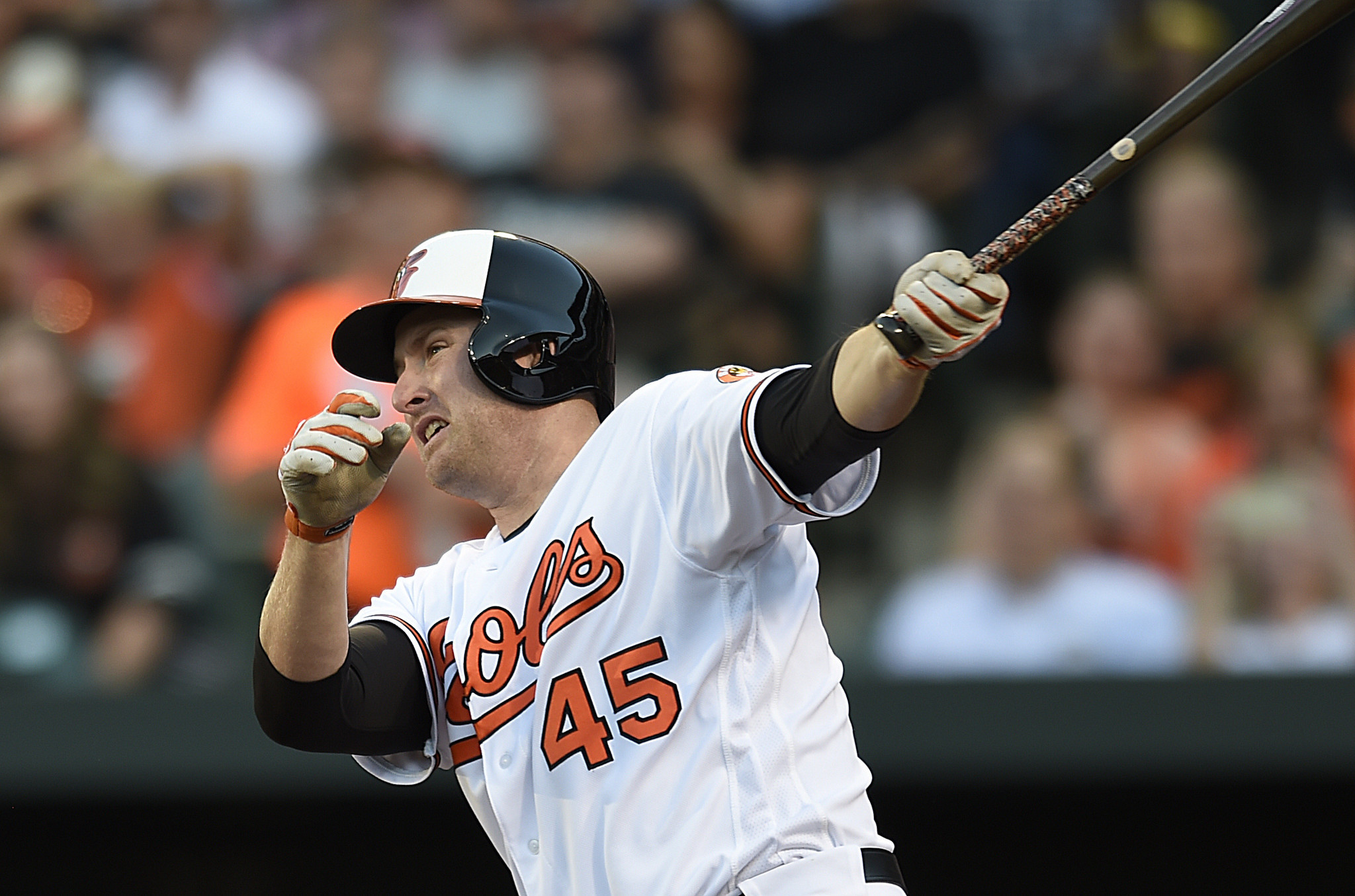 Mark Trumbo wants in on the Home Run Derby Baltimore Sun