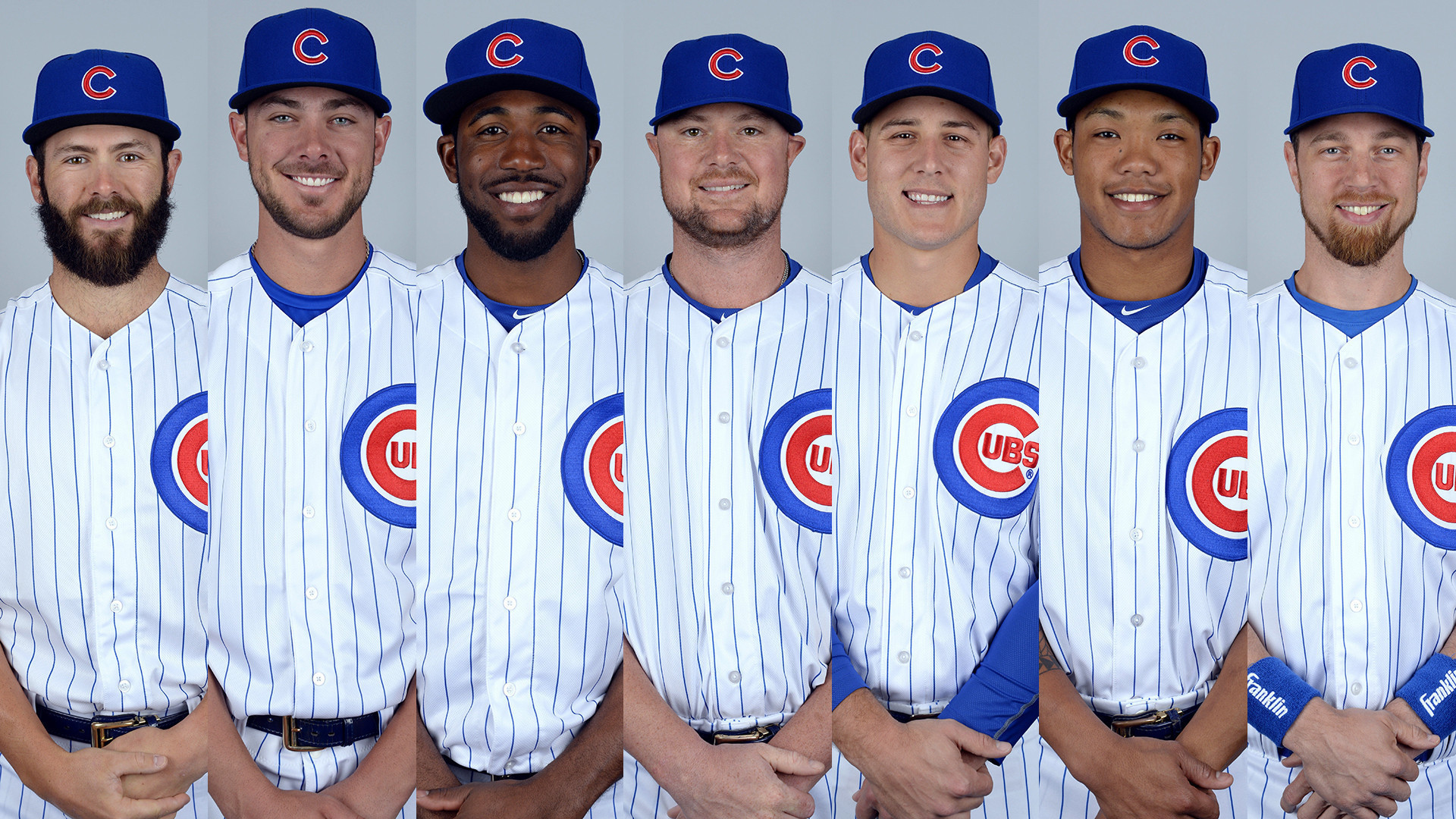 cubs make history as entire infield selected to start in all star