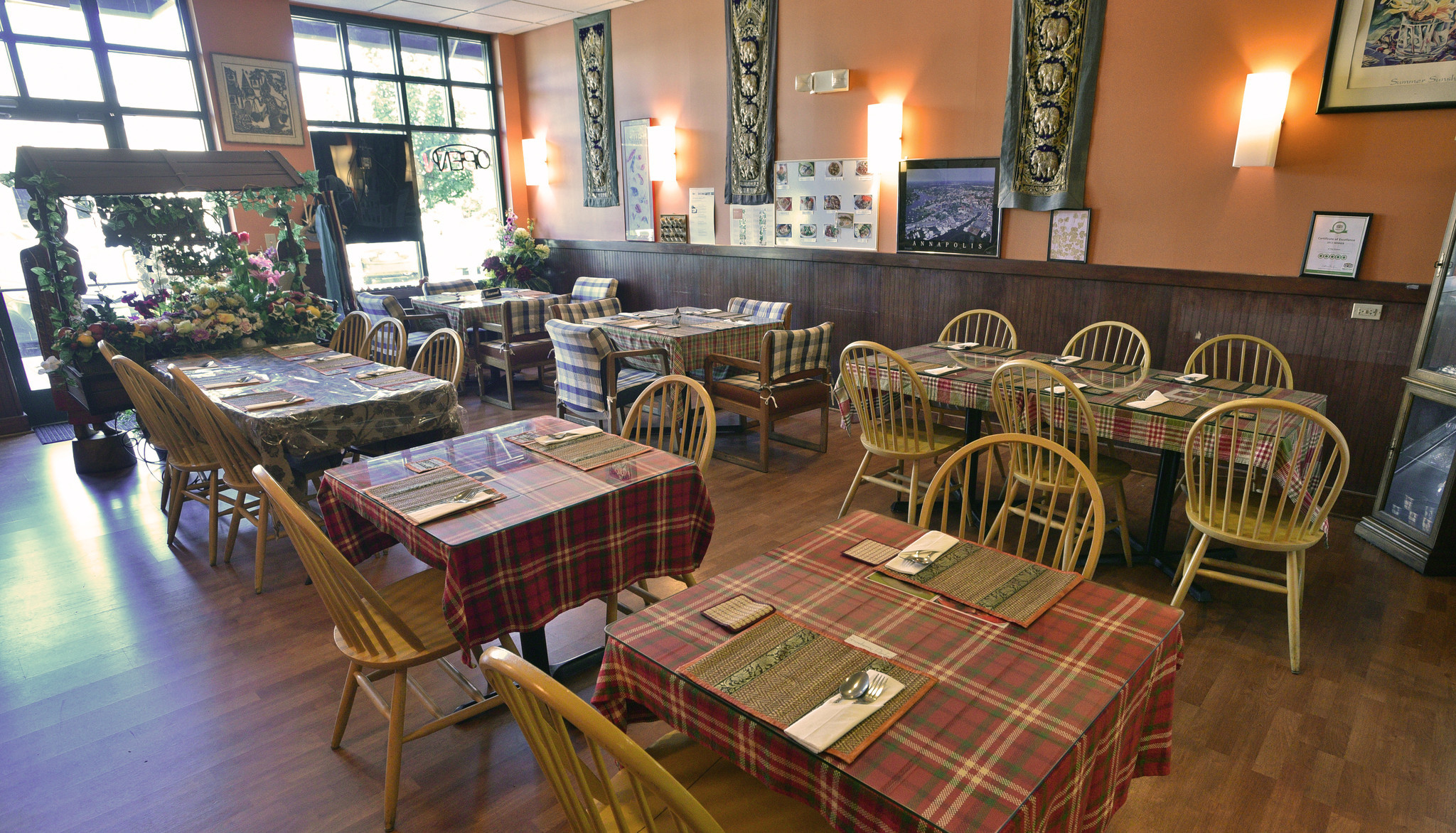 M Thai Kitchen Review Capital Gazette
