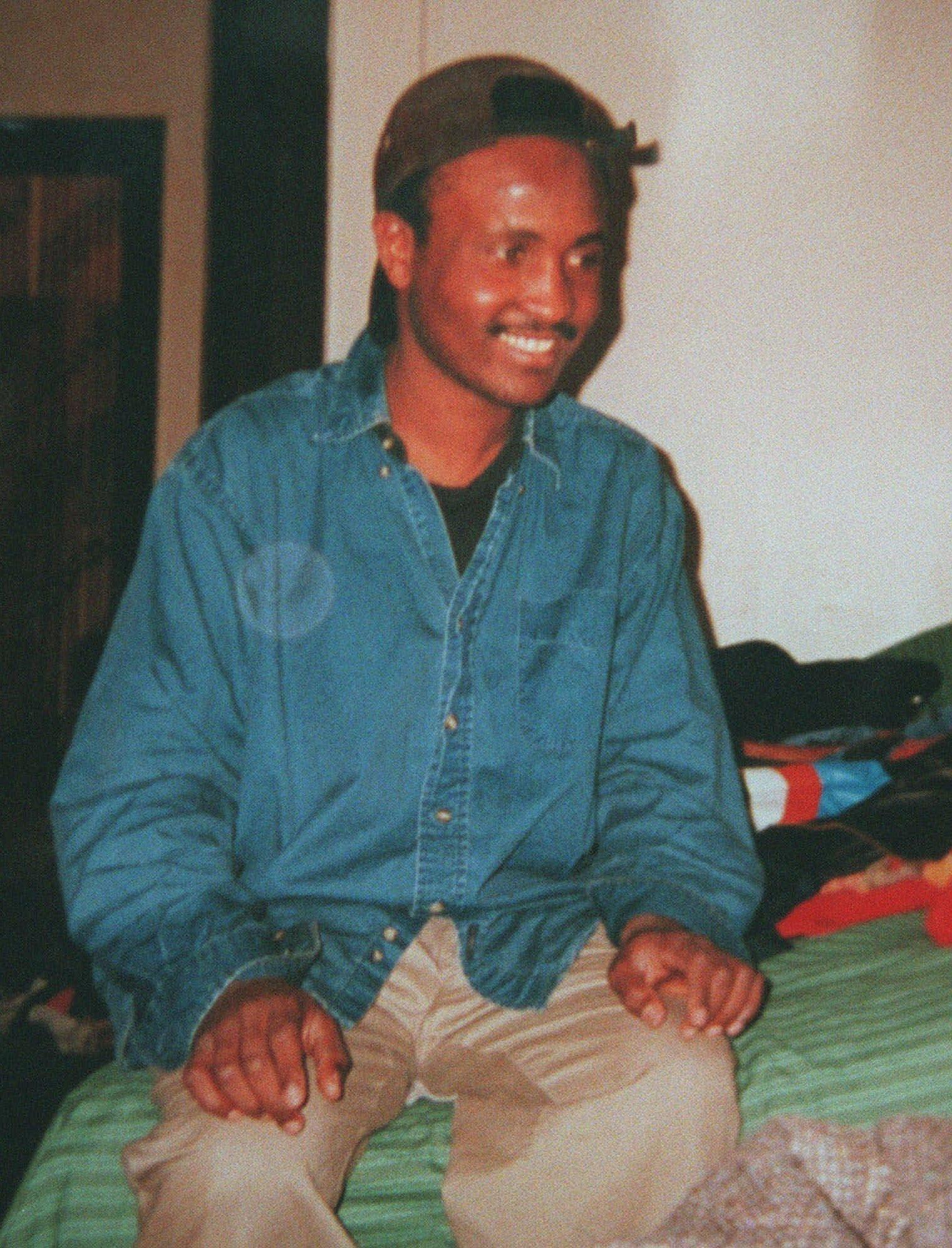 Amadou Diallo is seen in an undated photo.