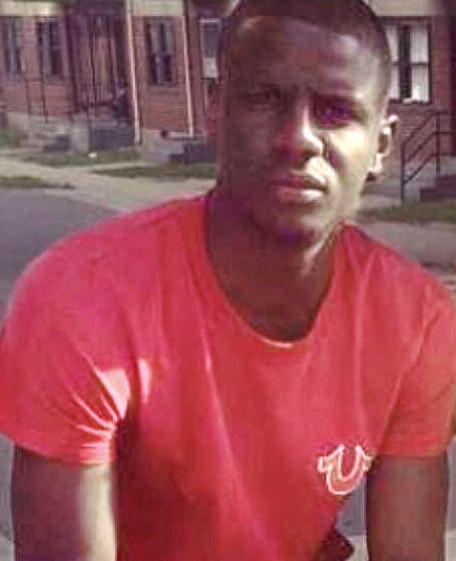 Freddie Gray in an undated photo.