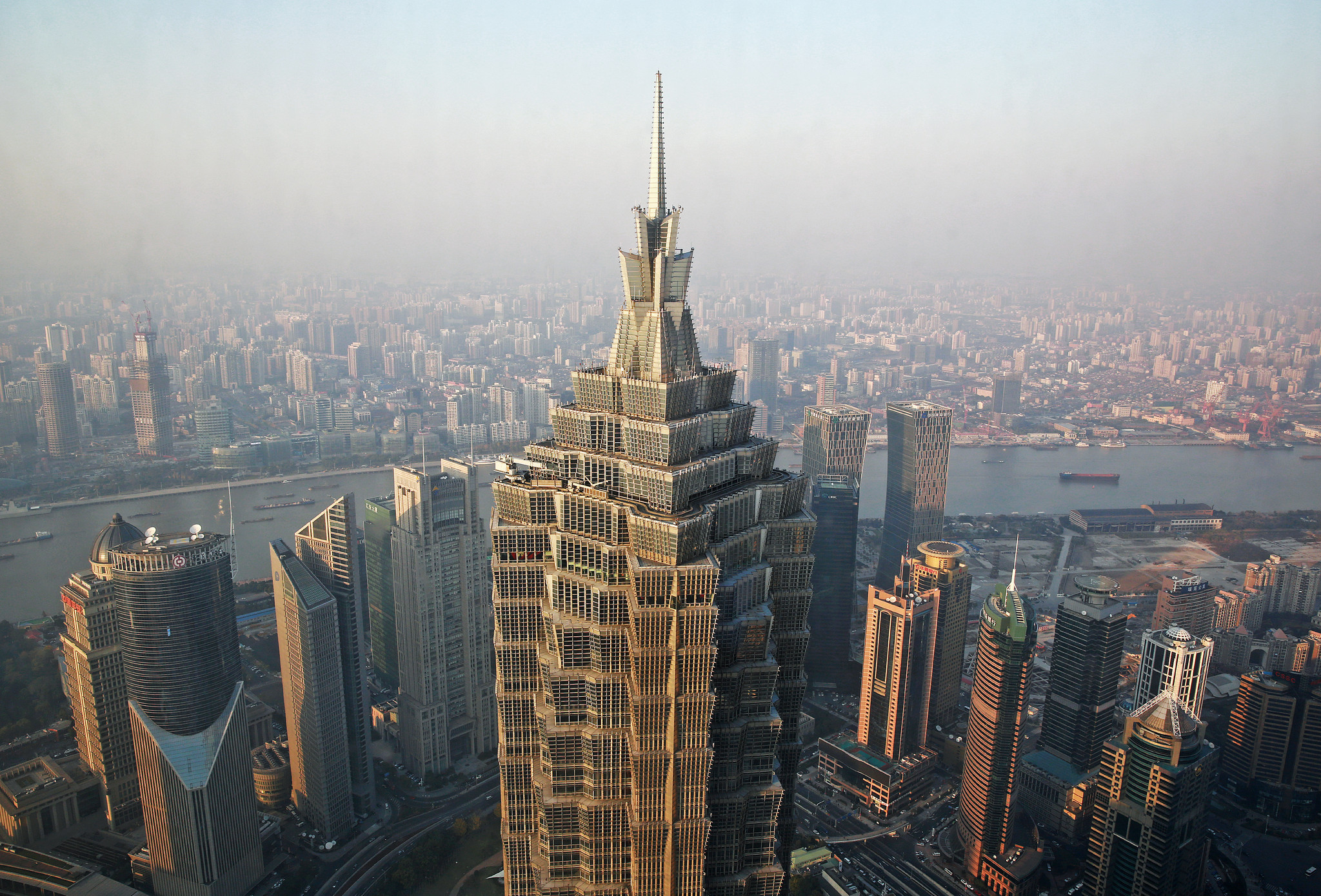 The tallest buildings in the world (for now)