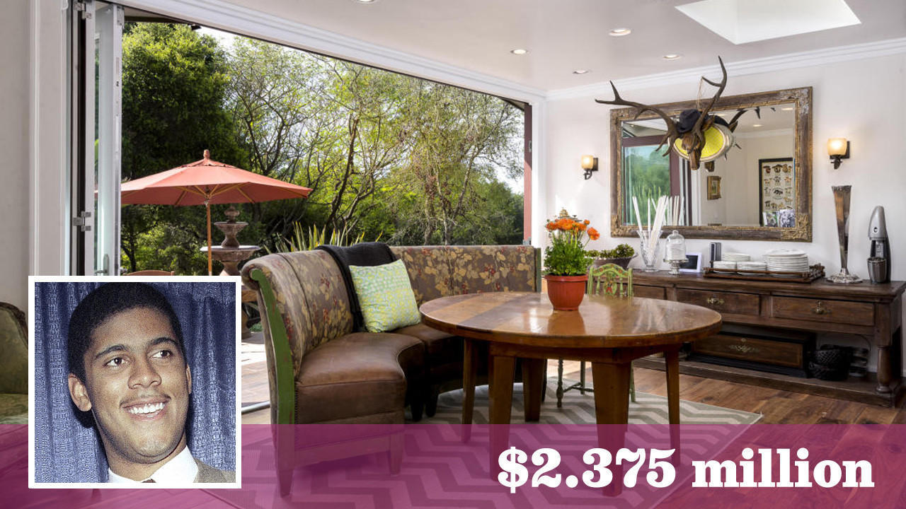 NBA analyst Brad Daugherty sells his renovated ranch home in Santa