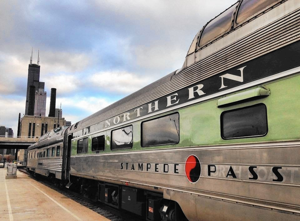 Train ride between Chicago and Milwaukee gets a retro twist