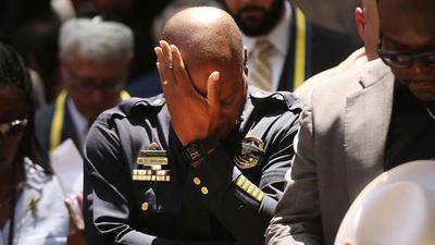 Obama says Dallas gunman was a 'demented individual'