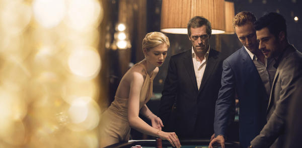 'The Night Manager' (Des Willie / The Ink Factory / AMC)